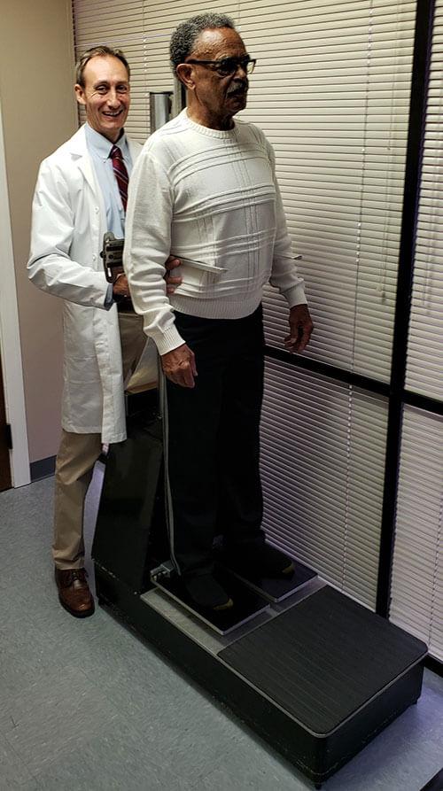 Bud - Elliott Sonar Chiropractors in Tulsa, Oklahoma